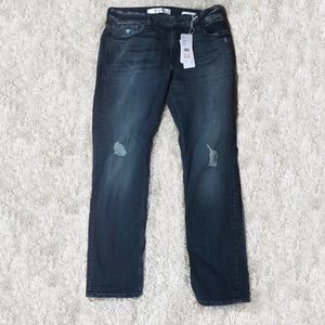 Guess Jeans 33x30 Slim Straight Low Rise